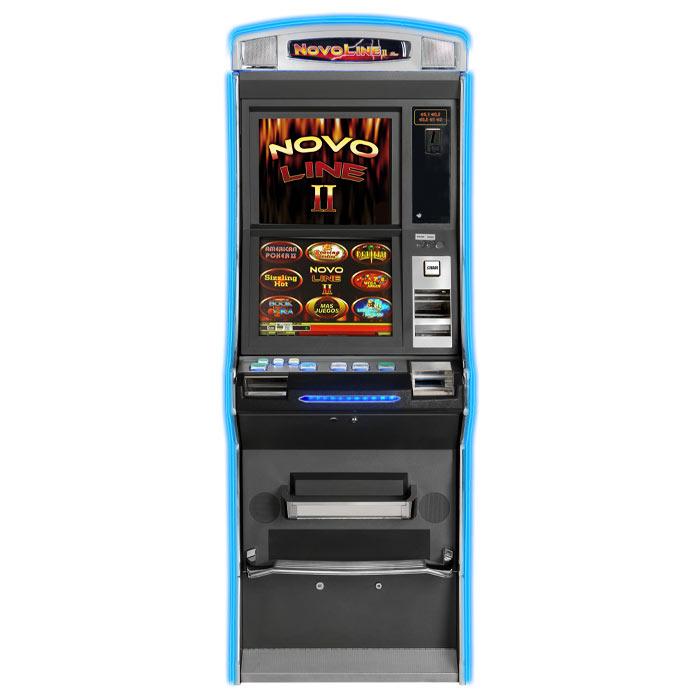 Novo Line Bar II: Máquina tragaperras de Slots Bar Machines