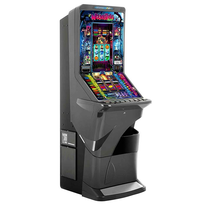 Woonsters Hotel: Máquina tragaperras de Slots Bar Machines