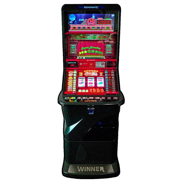 Cine Fans: Máquina tragaperras de slots bar machines
