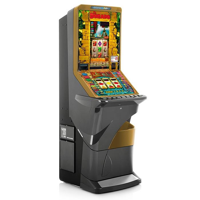 El Dorado: Máquina tragaperras de Slots Bar Machines